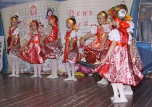 выступление хореографического кружка (2)