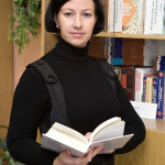 Бучинская Лариса Александровна, учитель русского языка и литературы.
